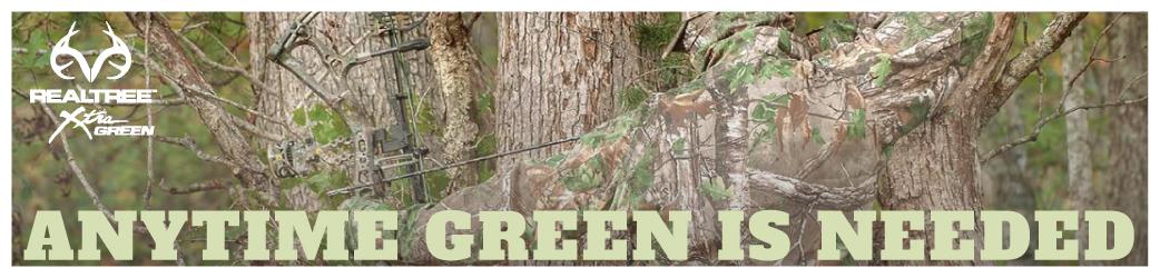 Realtree Xtra Green Ad