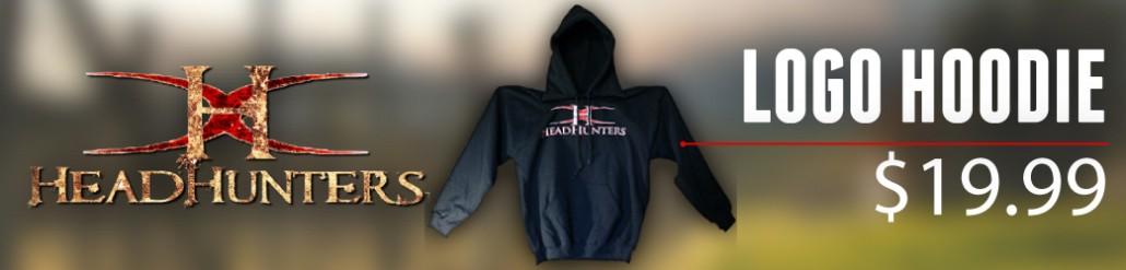 Head Hunters Logo Hoodie