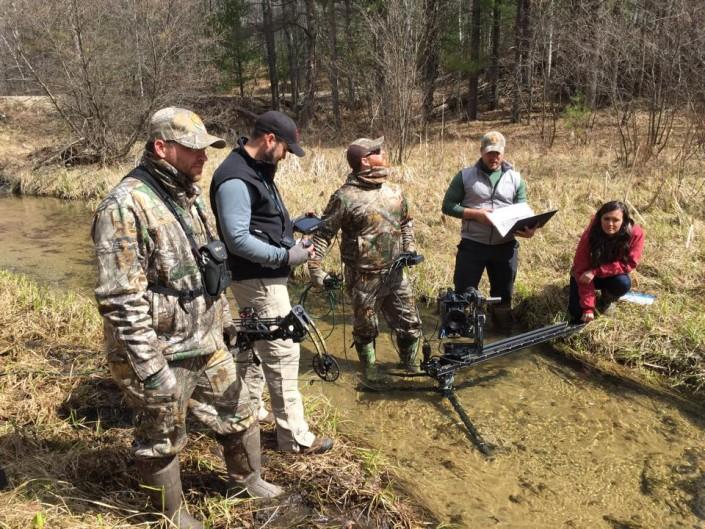 Behind the Scenes of Hunting Videos   Head Hunters TV