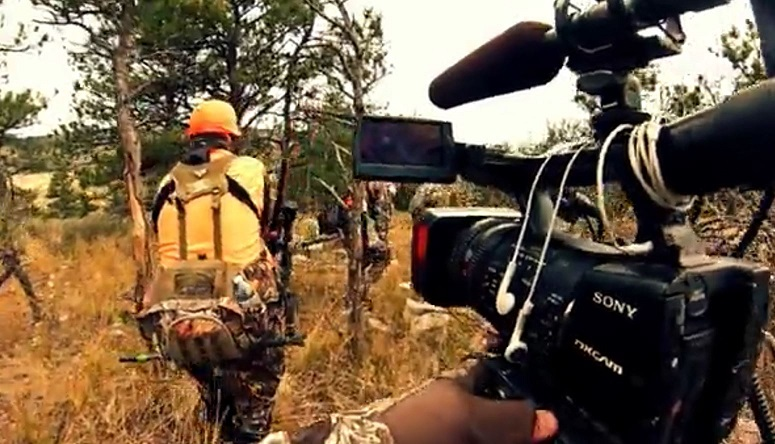Sneak Peek Behind the Scenes of Hunting Videos | Head Hunters TV